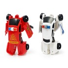 Набор роботов «Кроссоверы», трансформируется, 2 штуки, МИКС - Фото 5
