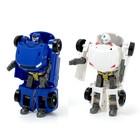 Набор роботов «Кроссоверы», трансформируется, 2 штуки, МИКС - Фото 9