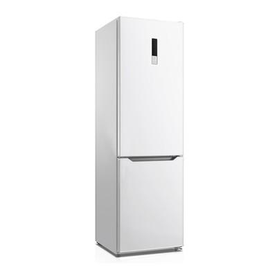 Холодильник Zarget ZRB 485NFW, двухкамерный, класс А+, 360 л, No Frost, дисплей, белый - Фото 1