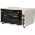 Мини-печь Zarget ZMO 3675BR, 1300 Вт, 36 л, макс. 300 °С, таймер, бежевая