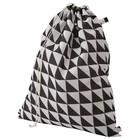 Мешок для белья СНАЙДА, 60 л, цвет чёрный