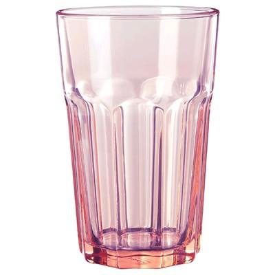 Стакан ПОКАЛ, 350 мл, цвет розовый