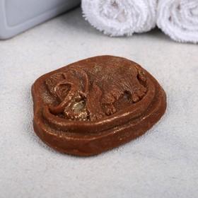 Натуральное мыло ручной работы «Мамонт», 70 гр Ош
