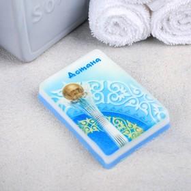 Натуральное мыло ручной работы «Астана», 100 г Ош