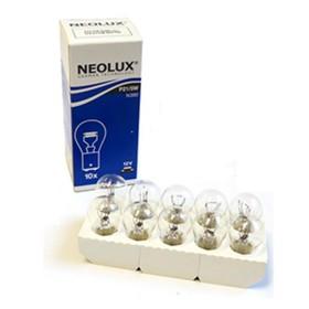 Лампа автомобильная NEOLUX, P21/5W, 12 В, 21/5 Вт, N380