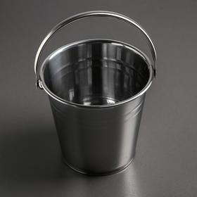 Ведро для льда «Классик», 17×16×15 см