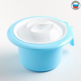 Горшок туалетный детский 'Кроха', цвет голубой Ош