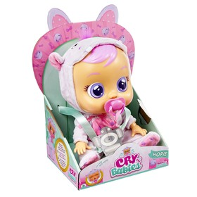 Кукла интерактивная «Плачущий младенец Hopie»