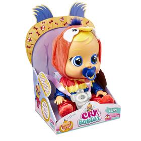 Кукла интерактивная «Плачущий младенец Lori»