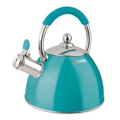 Чайник Rondell Turquoise 2 л - Фото 1