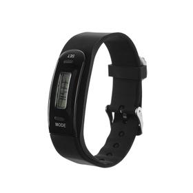 Фитнес-браслет Smarterra Fitmaster Run, 0,69', TFT IP54, шагомер, черный Ош