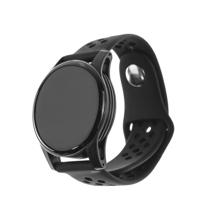 "Смарт-часы Smarterra ZEN, 1.3"", TFT, IP67, Android, iOS, Bt4.0, 130 мАч, чёрные"
