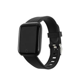 Смарт-часы Smarterra Fitmaster AURA, 1.3', TFT, IP67, BT4.0, 150 мАч, чёрные Ош