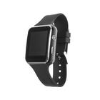 """Смарт-часы Smarterra SmartLife NEO, сенсорный дисплей 1.54"""", sim-карта, черные"""