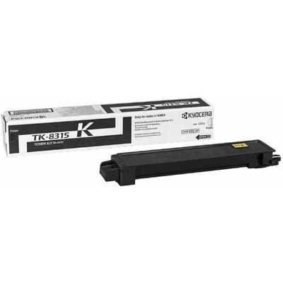 Тонер Картридж Kyocera TK-8315K черный для Kyocera TASKalfa 2550ci (12000стр.)