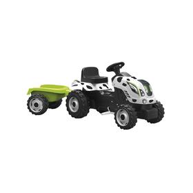 Трактор педальный XL с прицепом, 142×44×54,5 см Ош