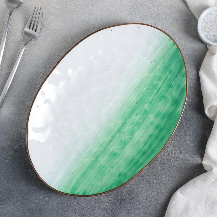 Блюдо Доляна «Ио», 31,5×22 см