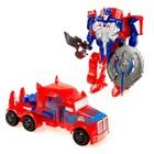 Робот «Герой», трансформируется, цвета МИКС - Фото 2