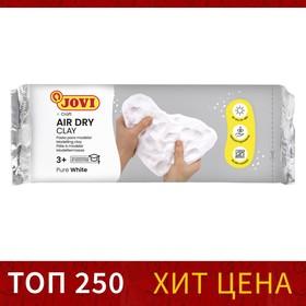 Масса для лепки самозатвердевающая полимерная, белая 500 г, JOVI Ош