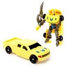Робот «Внедорожник», трансформируется, МИКС - Фото 3