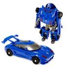 Робот «Спорткар», трансформируется, МИКС - Фото 2