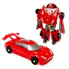 Робот «Спорткар», трансформируется, МИКС - Фото 3