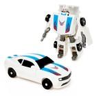 Робот «Спорткар», трансформируется, МИКС - Фото 4