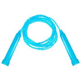 Скакалка пластиковая, 2 м, цвета МИКС Ош