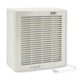 Вентилятор S&P HV-150 M, 230-240 В, оконный, 50/60 Гц, белый Ош