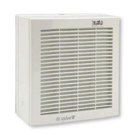 Вентилятор S&P HV-150 A, 230-240 В, оконный, 50/60 Гц, белый Ош