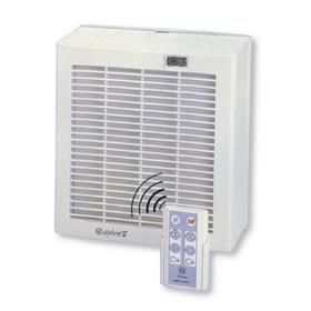 Вентилятор S&P HV-230 RC, 230-240 В, оконный, 50 Гц, белый Ош