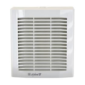 Вентилятор S&P HV-300 A E, 230-240 В, оконный, 50 Гц, белый Ош