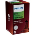 Лампа автомобильная Philips MasterLife, H4, 24 В, 75/70 Вт, 13342MLC1