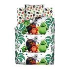 Детское постельное бельё 1.5 «Angry Birds 2» Птичий остров, 215х143, 214х150, 70х70