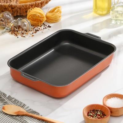 Противень ШЕЛК (форма для выпечки) без крышки 23*30см