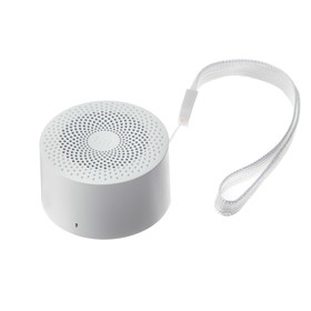 Портативная колонка Mi Compact Speaker 2, Bluetooth 4.2, 2 Вт, 480 мАч, белая