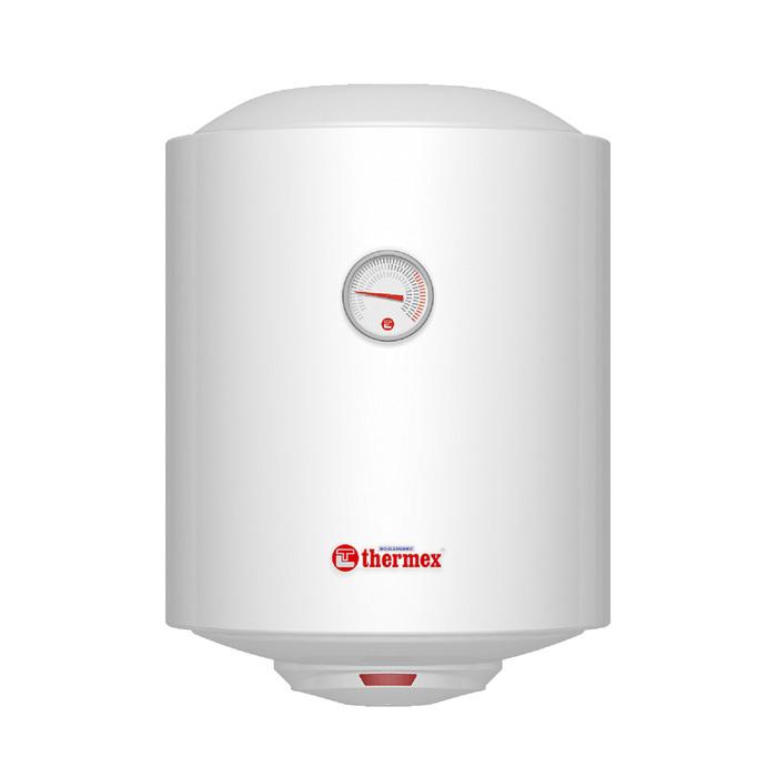 Водонагреватель Thermex TitaniumHeat 30 V SLIM, накопительный, 1.5 кВт, 30 л, белый
