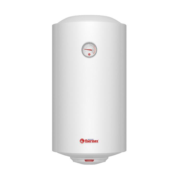 Водонагреватель Thermex TitaniumHeat 50 V SLIM, накопительный, 1.5 кВт, 50 л, белый