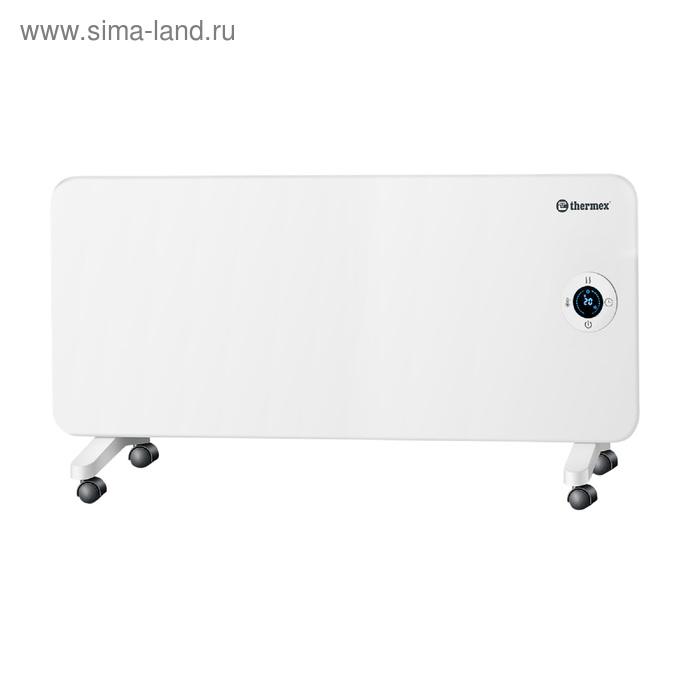 Обогреватель THERMEX Frame 2000E, конвекционный, 2000 Вт, дисплей, белый