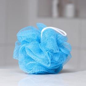Мочалка для тела Доляна, 30 гр, цвет МИКС Ош