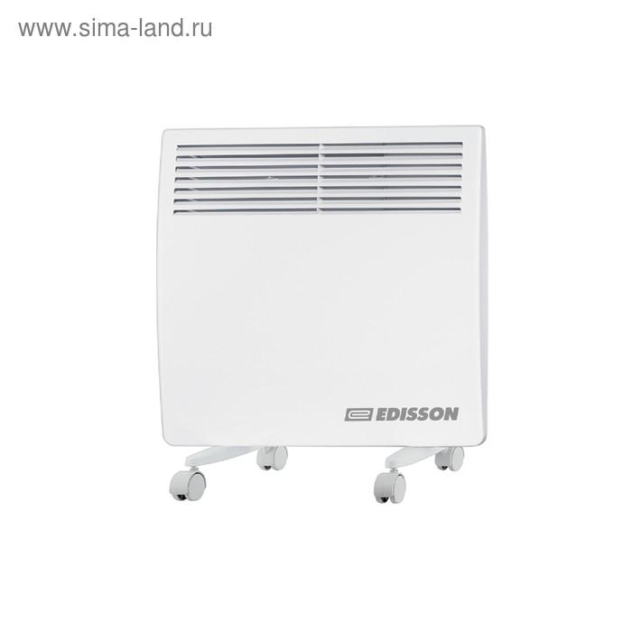 Обогреватель EDISSON S1000UB, конвекционный, 1000 Вт, до 15 м2, белый
