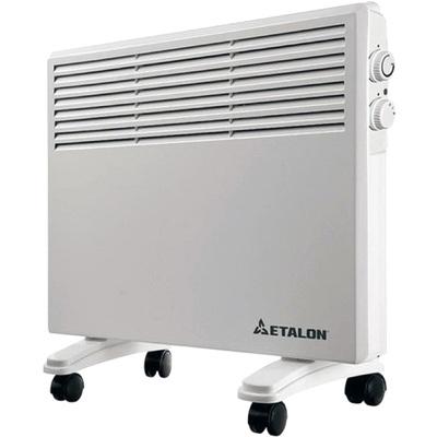 Обогреватель ETALON E1500UE, конвекционный, 750 Вт, до 15 м2, белый