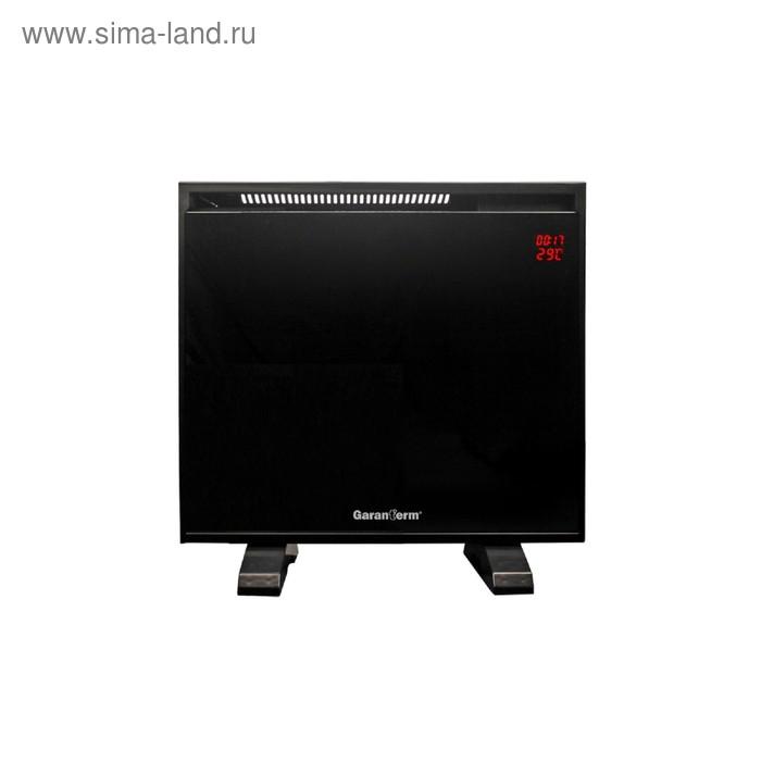 Обогреватель GARANTERM G 05UP, конвекционный, 500 Вт, 5 м2, чёрный