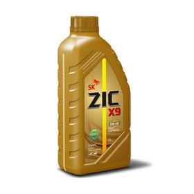 Масло моторное ZIC X9 LS Diesel 5W-40, SN синтетическое, 1 л