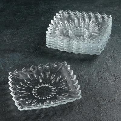 Набор тарелок «Diplomat», d=18 см, 6 шт - Фото 1