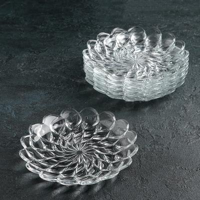 Набор тарелок «Florence», d=18 см, 6 шт - Фото 1