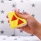 Развивающая игрушка «Подводный мир - пазлы», мягкие - Фото 2