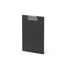 Планшет с зажимом А5, ErichKrause Standard, чёрный Ош
