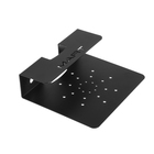 Кронштейн MART S2, для аудио-видео аппаратуры, до 5 кг, 170х150 мм, черный