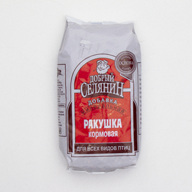 Ракушка кормовая 'Добрый селянин' 1 кг Ош
